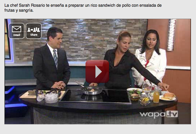 WAPA TV Feature
